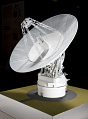 View Model, Deep Space Network Antenna, 1:140 scale digital asset number 2