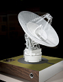 View Model, Deep Space Network Antenna, 1:140 scale digital asset number 0