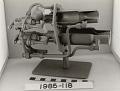 View Rocket Engine, Liquid Fuel, Cutaway, LR2-RM-4, for Lark Missile digital asset number 1