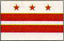 View Flag, District of Columbia, Apollo 11 digital asset number 2