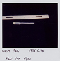 View Pen, Marker, Collins, Apollo 11 digital asset number 2