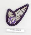 View Badge, Flight Attendant, Libya International Airlines digital asset number 1