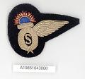 View Badge, Steward, Qantas Empire Air Lines Ltd. digital asset number 1