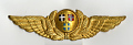 View Badge, Cap, Scandinavian Airline System (SAS) digital asset number 1