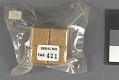 View Space Food, Peanut Cubes, Apollo 11 (White) digital asset number 1