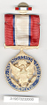 View Medal, Lapel Pin, Distinguished Service Medal, Gen. Charles Yeager digital asset number 1