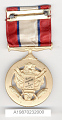View Medal, Lapel Pin, Distinguished Service Medal, Gen. Charles Yeager digital asset number 2