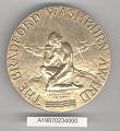 View Case, Presentation, Medal, Bradford Washburn Award, Gen. Charles Yeager digital asset number 0