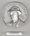 View Case, Presentation, Medal, Howard Hughes, Gen. Charles Yeager digital asset number 0