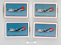 View Playing Cards, Northwest Airlines digital asset number 4