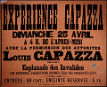 View Experience Capazza digital asset number 0