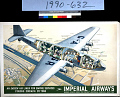 View Imperial Airways, An Ensign Air Liner for Empire Services digital asset number 1