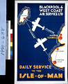 View Blackpool & West Coast Air Service Ltd. Daily Service to the Isle of Man digital asset number 2