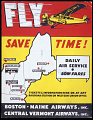 View Boston-Maine Airways, Inc. Central Vermont Airways, Inc. Fly Save Time! digital asset number 0