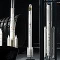 View Model, Rocket, H-I, 1:15 digital asset number 0