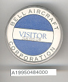 View Badge, Identification, Bell Aircraft Corp. digital asset number 1