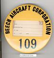 View Badge, Identification, Beech Aircraft Co. digital asset number 1