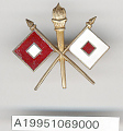 View Insignia, Collar, United States Army Signal Corps digital asset number 1