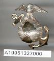 View Badge, Cap, United States Marine Corps digital asset number 1
