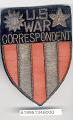 View Insignia, China-Burma-India (CBI), U.S. War Correspondent digital asset number 1