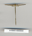 View Pin, Lapel, Douglas DC-3 digital asset number 1