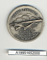 View Medal, Meritorious Participation 1932 National Air Races digital asset number 2