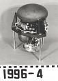 View Rocket Engine, Liquid Fuel, Ranger Midcourse Propulsion System digital asset number 1