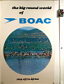 View The Big Round World of BOAC - Stop Off in Africa digital asset number 1