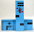 View Toy, Rocket Port, Space Patrol, Control Tower digital asset number 0