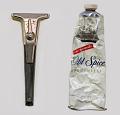 View Razor and Shaving Cream, Apollo 11 digital asset number 0