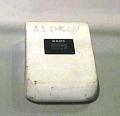 View Dosimeter, Passive Radiation, Personal, Aldrin, Apollo 11 digital asset number 0
