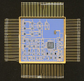 View Timing Generator, Microelectronic Hybrid, Milstar Communications Satellite digital asset number 2