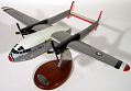 View Stand, Model, Static, Fixed Wing, Fairchild C-119 Flying-Boxcar digital asset number 1