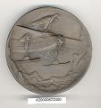 View Medal, Aeronautical Chamber of Commerce Medal, Adm. Richard Byrd digital asset number 1