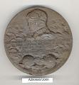 View Medal, Aeronautical Chamber of Commerce Medal, Adm. Richard Byrd digital asset number 2