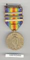 View Medal, World War I Victory Medal digital asset number 3