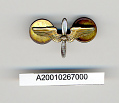 View Insignia, Collar, United States Army Air Corps digital asset number 1