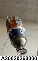 View Solar Panel, Spacecraft, Engineering Model, Clementine digital asset number 1
