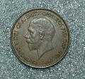 View Coin, George V Penny, United Kingdom, Lindbergh digital asset number 1