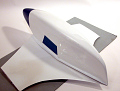 View Model, Static, Altostratus Sailplane Center Section, Two Winglets digital asset number 0