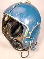 View Helmet, 118th Assault Helicopter Company, Pollution IV, Brian Willard digital asset number 3