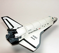 View Model, Space Shuttle Orbiter, Atlantis, 1:100 digital asset number 3