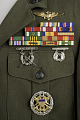 View Coat, Dress Green, United States Marine Corps digital asset number 3