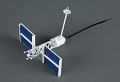 View Model, Space Station, Dual Keel, Companion Free-FLyer digital asset number 1