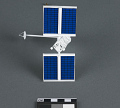 View Model, Space Station, Dual Keel, Companion Free-FLyer digital asset number 4