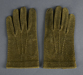 View Gloves, Flying, Regia Aeronautica, Felice Figus digital asset number 0