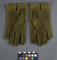 View Gloves, Flying, Regia Aeronautica, Felice Figus digital asset number 1