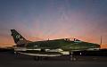 View North American F-100D Super Sabre digital asset number 1