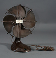 View Westinghouse Desk Fan digital asset number 1