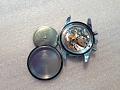 View Chronograph, Schirra, Gemini 6 digital asset number 0